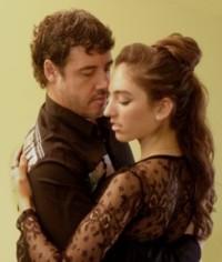 Tangokurs mit Fabian Salas und Lola Diaz in La Rogaia, 30. 10. -6. 11. 2011